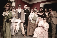 Oscar Wilde's The Importance of Being Earnest Cast